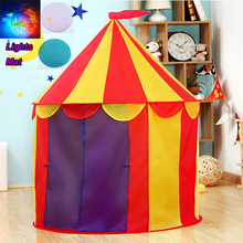 New arrival akitoo circus Childrenu0027s kid Castle Tent Indoor Baby Toy House Game House Ocean Ball & Buy kids circus tent and get free shipping on AliExpress.com