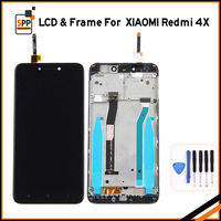 WIWU LCD For Redmi 4X 4 X Xiaomi LCD Mobile Phone Touch Screen Display Digitizer Assembly