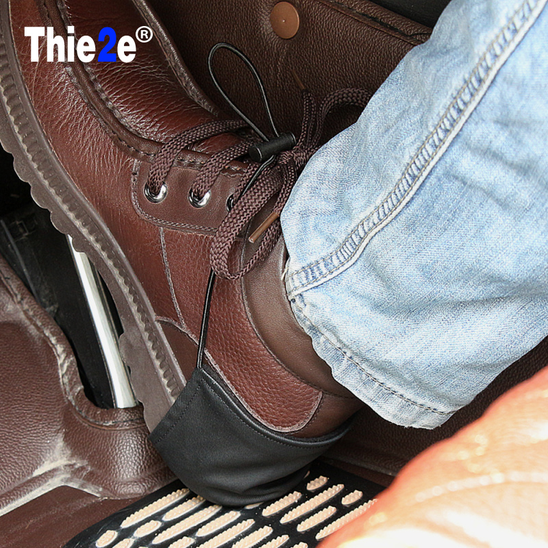 Car Shoes Heel Cover Drive Protection For AUDI S Line A4