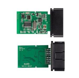 Image 5 - ELM327 lector de código OBD II para coche, herramienta de diagnóstico obd2, V1.5, Wifi, Bluetooth, PIC18F25K80, para Android/IOS, Elm 327