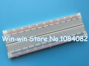 Image 2 - משלוח חינם 100PCS MB 102 MB102 טיפוס 830 נקודת הלחמה PCB מבחן לחם דירקטוריון לפתח DIY