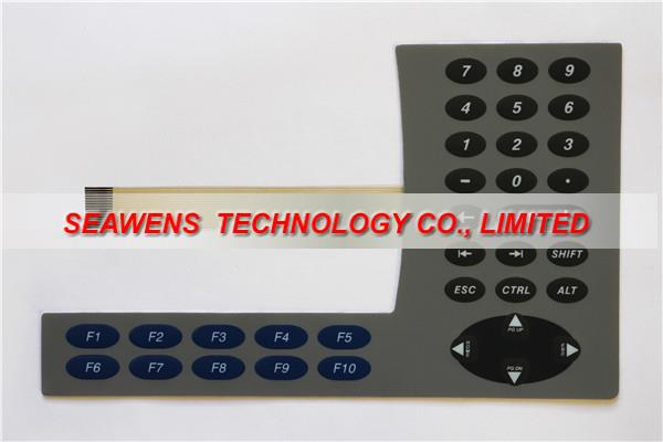 2711P-K6M5A8 2711P-K6 series membrane switch for Allen Bradley PanelView plus 600 all series keypad , FAST SHIPPING new protective film or membrane for allen bradley panelview plus 1000 2711p t10 all series hmi free ship 1 year warranty