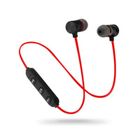 Magnet Sport In Ear Bluetooth Earphone Earpiece Handsfree Stereo Headset For DEXP Ixion X245 Rock Mini