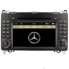 7 inch Original interface Capacitive touchscreen Car DVD Player Mercedes Benz A B Class W169 W245 Viano Vito W639 Navigation