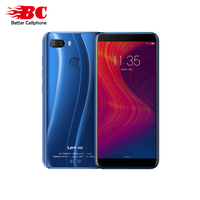 Original Global version Lenovo K5 Play 5.7 inch Android 8.0 3GB RAM 32GB ROM Snapdragon 430 MSM8937 Octa-Core 13.0MP OTA ZUI 3.7 Lenovo Phones