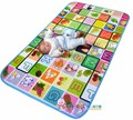 Baby Crawling Mat New StyleThicken 1cm Play Baby Mat Fruit Letter Castle Children Beach Mat Picnic Carpet free shipping