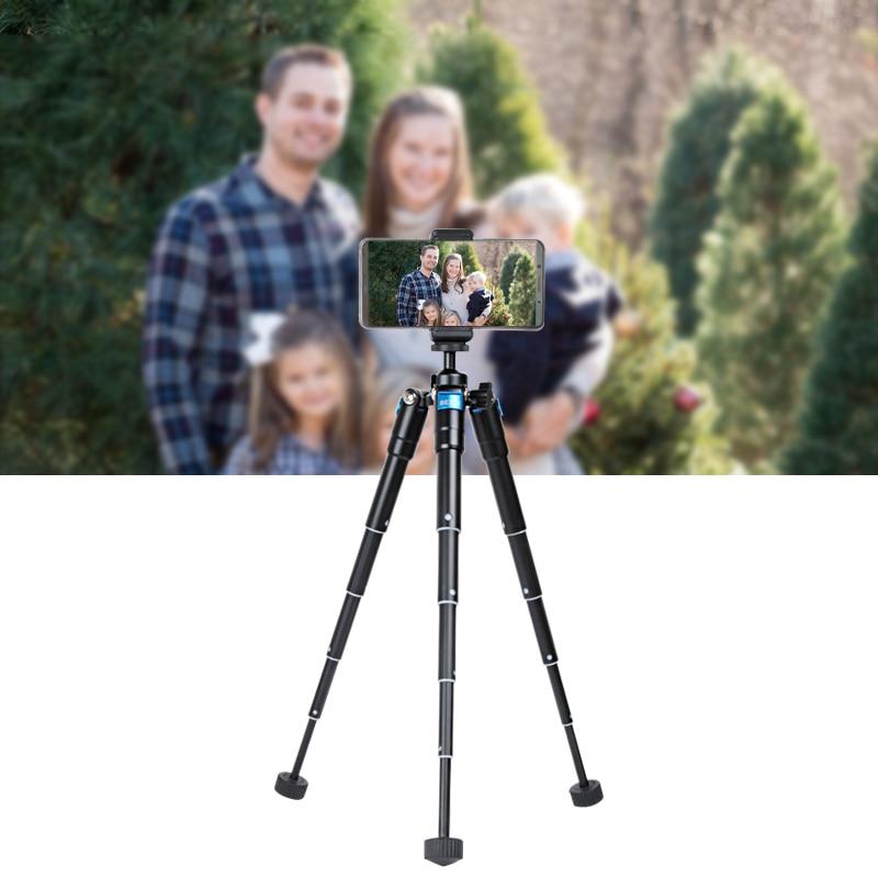 Tripod Tripod kamera profesionale alumini Portable DesktopTable me - Kamera dhe foto - Foto 6