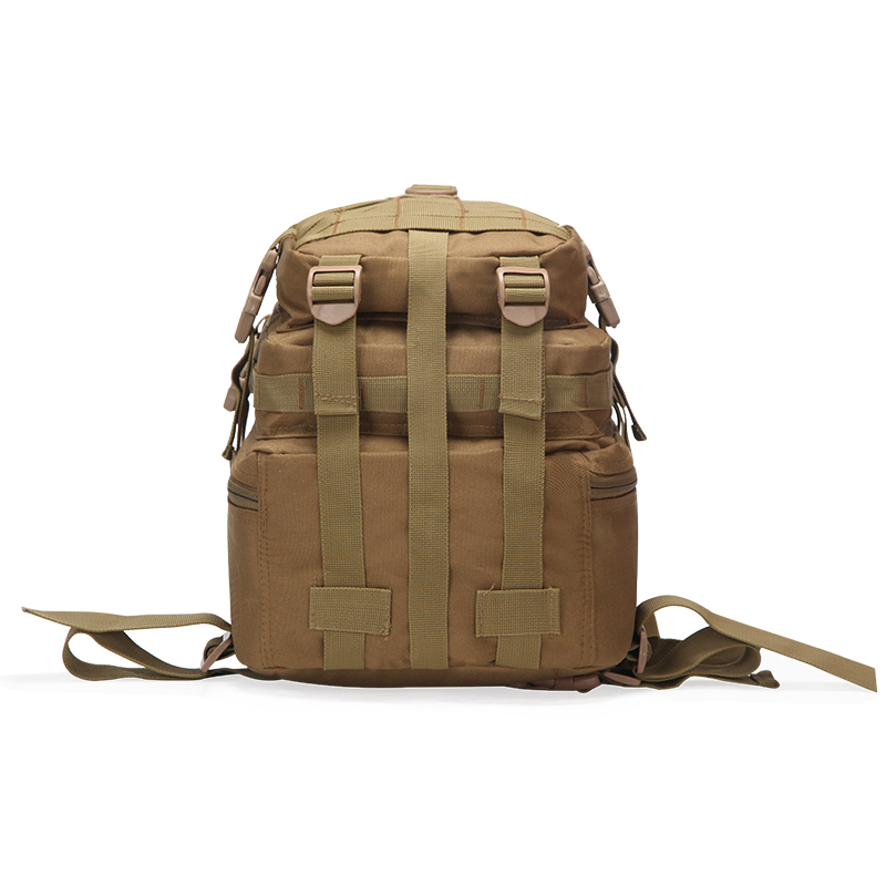 Military Tactical Backpack Large Army 3 Day Assault Pack Waterproof Molle Bug Out Bag Rucksacks Outdoor Hiking Camping Hunting 4