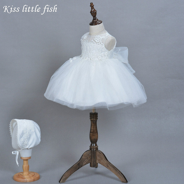 1 jahre mädchen baby geburtstagskleid vestido infantil Kind ...