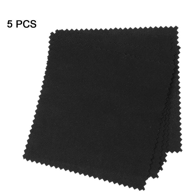 5pcs Vape Microfiber Towel Cleaning Cloths For Elronic Cigarette Accessories