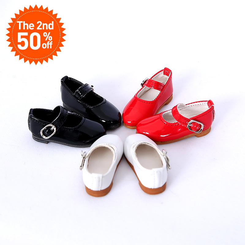 Shoes For BJD Doll 1 pair 6.2cm PU Leather Fashion Mini Toy Lace Canvas Shoes 1/4 Doll for Fairyland Luts Doll Accessories 6cm pu punks heels bjd doll shoes leather chunky heels shoes women s high heel for 1 4 dolls toy high quality doll accessories