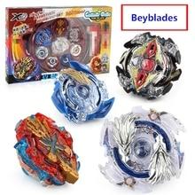2018 новое обновление борьба Beyblade с пластиной Best волчок с Launcher и Arena Металл Fusion подарки для детей Классические игрушки