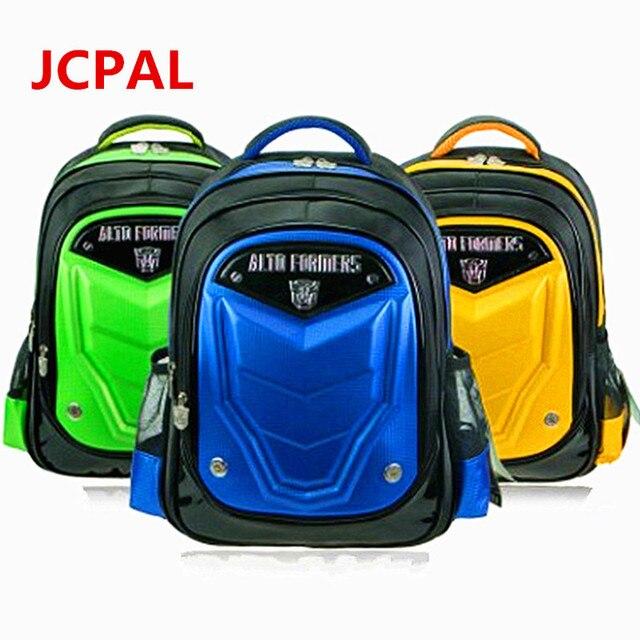 26c51e699c68 2017 New Water proof 3D Cartoon Robot School Bags for Boys cool Children  Backpacks kids Schoolbag girl Mochilas Escolar Infantil