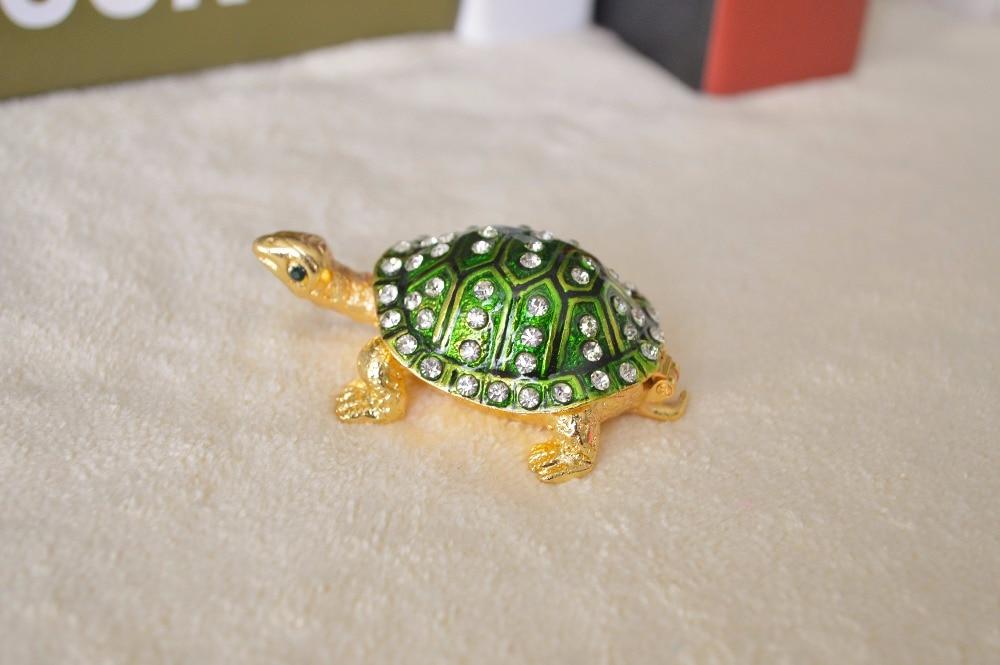 Domácí dekorace želvy QIFU
