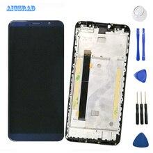 5.99 cala dla wyświetlacza LCD cubot power i ekranu dotykowego z ramką do cubot power akcesoria do telefonu testowane