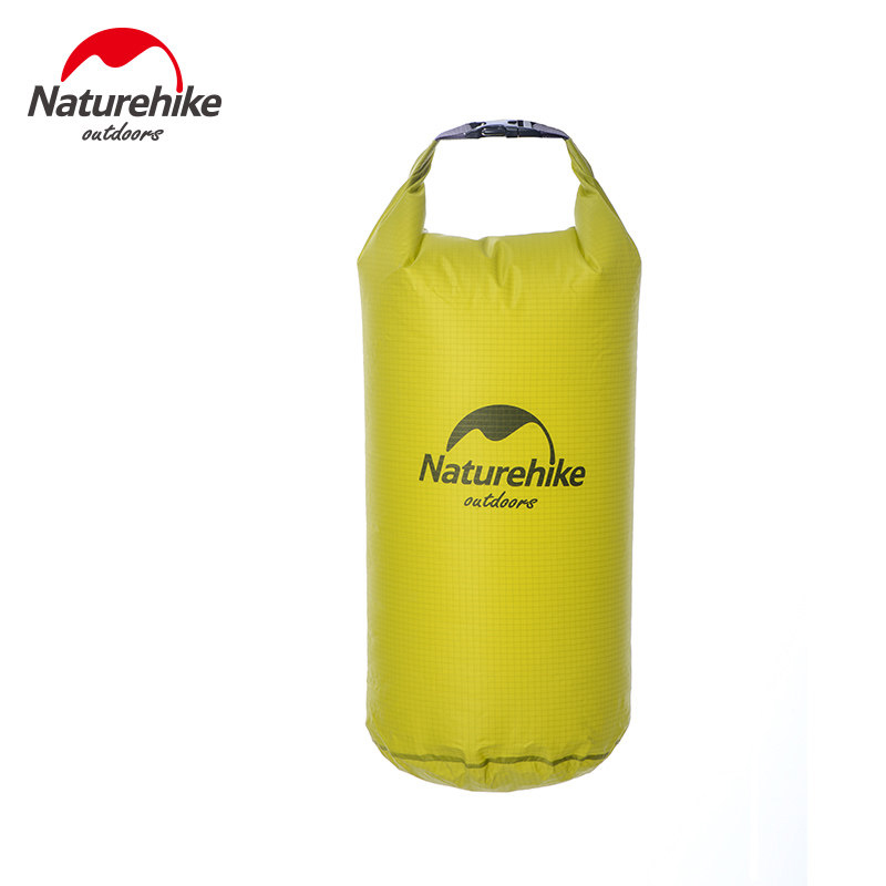 NatureHike 10L Waterproof Bag Ultralight Camping Hiking  Water Bag Swimming Bag Dry Bag FS15U010-L