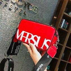 Sacos para as mulheres 2019 bolsa de couro nova moda ombro pequeno crossbody sacos para bolsa feminina 2019 vermelho crossbody mão