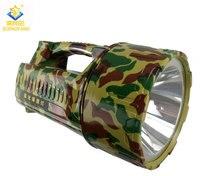 JUJINGYANG 20 Вт зарядки высокой мощности Светодиодный длинный свет фонарика зонд Портативный портативный прожектор