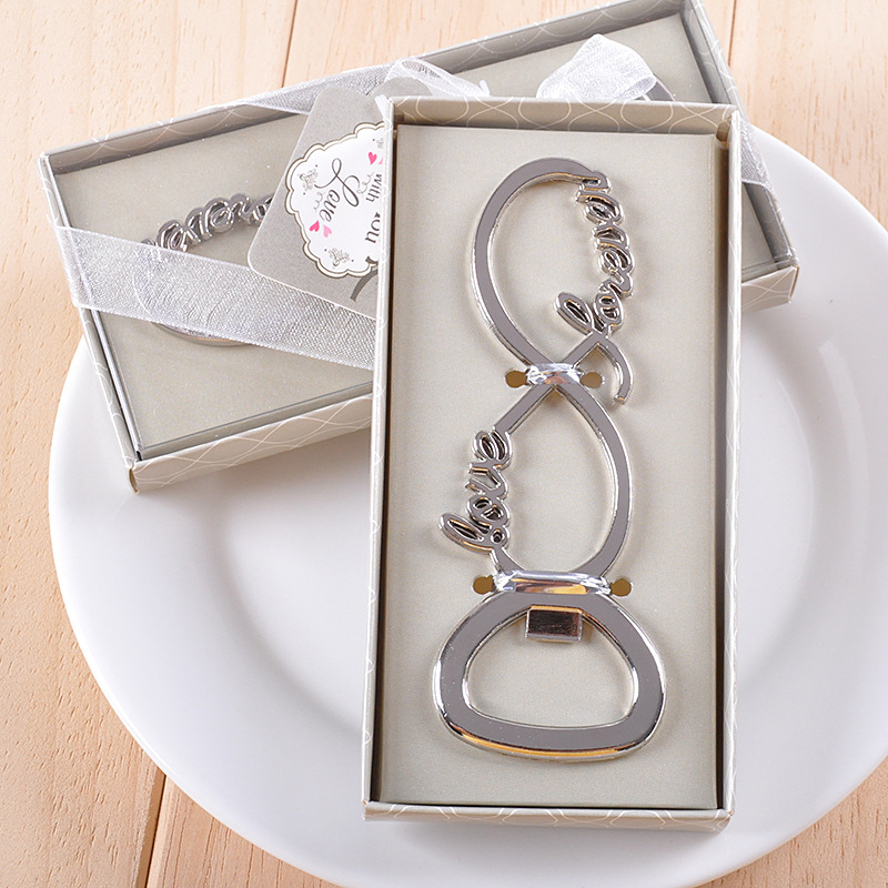 20pcs/lot Party Favors Wedding Gifts Personalized Beer Opener Creative Love Presents For Baby Shower Guest Giveaways