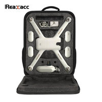 High Quality Realacc Backpack Carrying Case Bag Suitcase For Xiaomi Mi Drone RC Quadcopter FPV Spare
