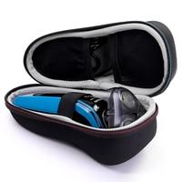 Mais novo EVA Carry Case Capa para a Philips Navalha Trimmer 1000 3000 5000 S5530 S5420 S5320 S5130 S1510 S3580 Viagem de Proteção saco