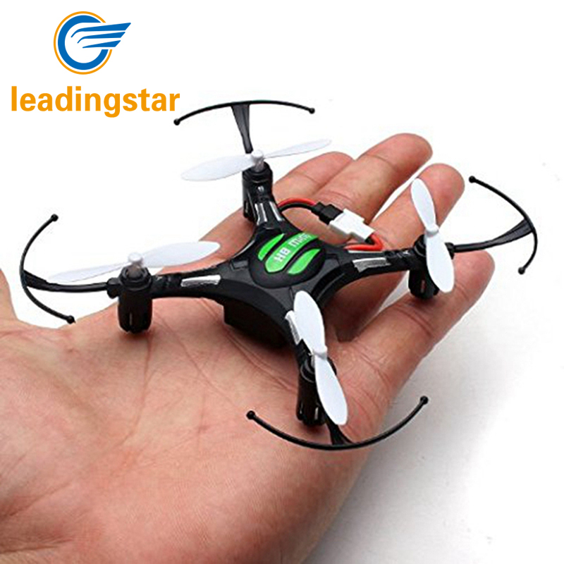 Mini RC drone LeadingStar H8 Headless Mode 6Axis Gyro 2 4GHz 4CH drones 360 Degree Rollover