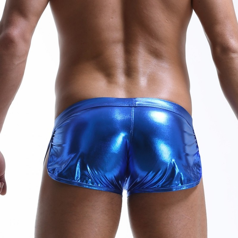 New men sexy swim briefs swimsuits men swimwear trunks Beach Swimming shorts surf boardshorts gay low rise bathing Pouch in Body Suits from Sports Entertainment