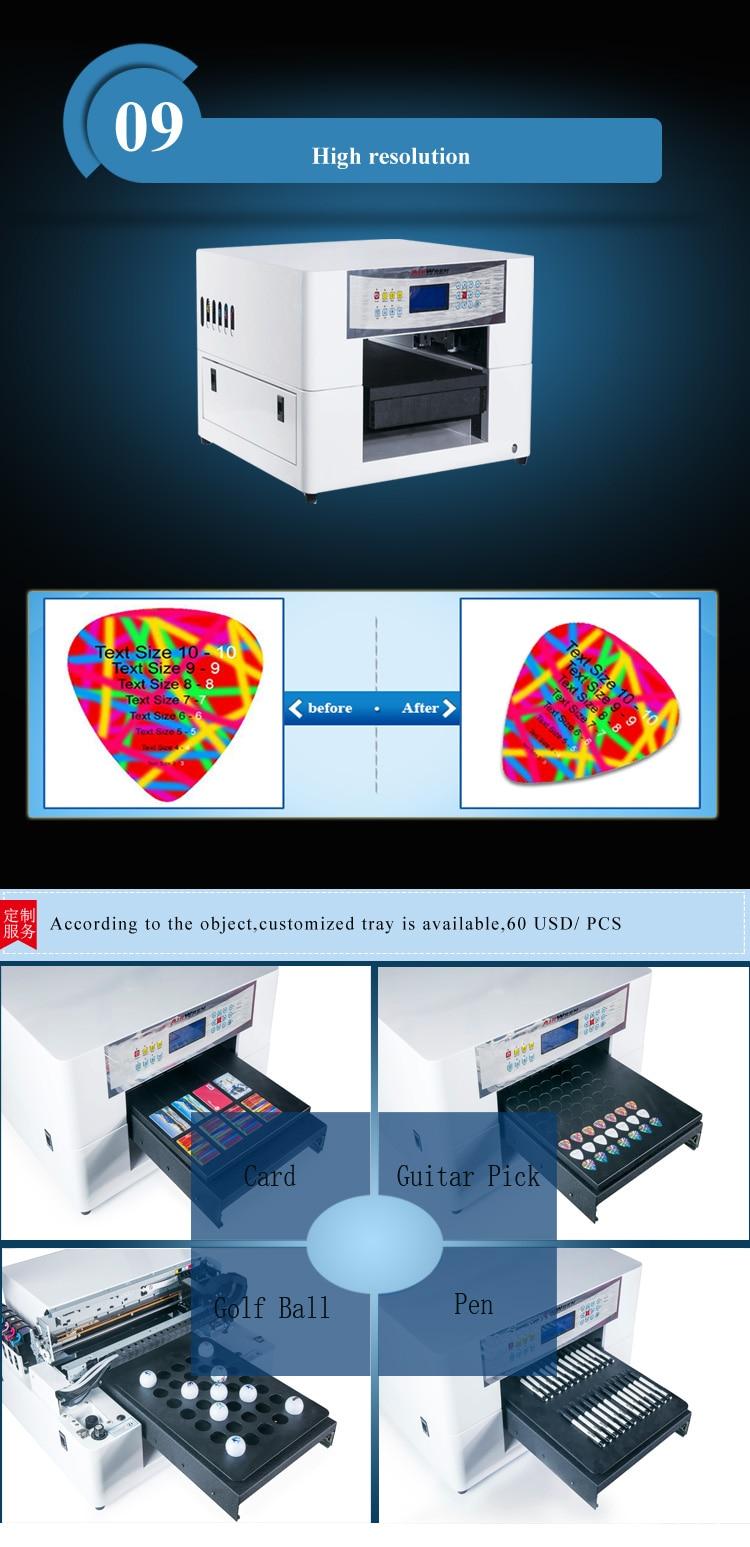 Multi-Functional Printer-UV Printing Machine-3D Embossed Effect-2