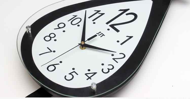 WALL CLOCK – RL09 ** FREE SHIPPING ** 11