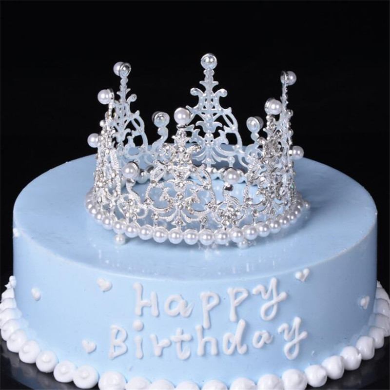 Wondrous Children Crown Tiara Queen King Diadem Prom Headdress Boys And Funny Birthday Cards Online Inifofree Goldxyz