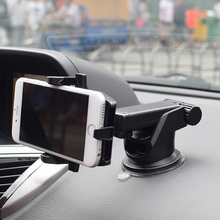 Universal mobile phone holder stand car windshield mount holder for xiaomi note iphone 4s 5 5s 6 6s galaxy Car Phone Accessories
