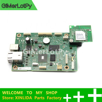 GiMerLotPy B3Q10-60001  B3Q11-60001 Formatter Board/Main Board For laserjet M277 M280 M281 M377 printer spare parts free shipping 100% tested for hp3330mfp formatter board c8542 60001 printer parts on sale