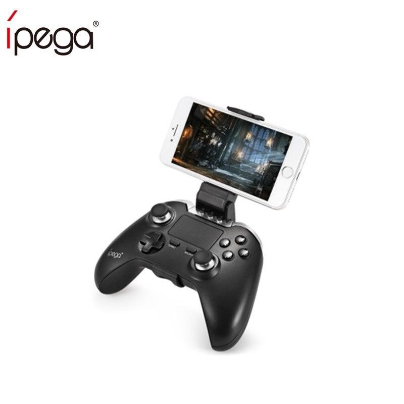 IPEGA PG-9069 PG 9069 sans fil Bluetooth Gamepad avec Touchpad contrôleur de jeu Joystick PC pour iPhone/pad/Android IOS tablette