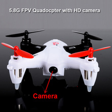 WLtoys Q242G 5.8G FPV With 2.0MP HD Camera 2.4G 4CH 6Axis RC Quadcopter Mini Helicopter Drone Remote Control Toys RTF As Gift