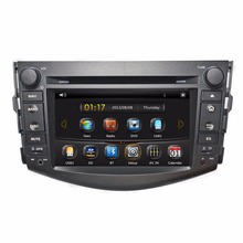 HD 2 din 7″ Car DVD GPS Navigation for Toyota RAV4 2006-2012 With USB Bluetooth IPOD TV Radio/ RDS SWC AUX IN