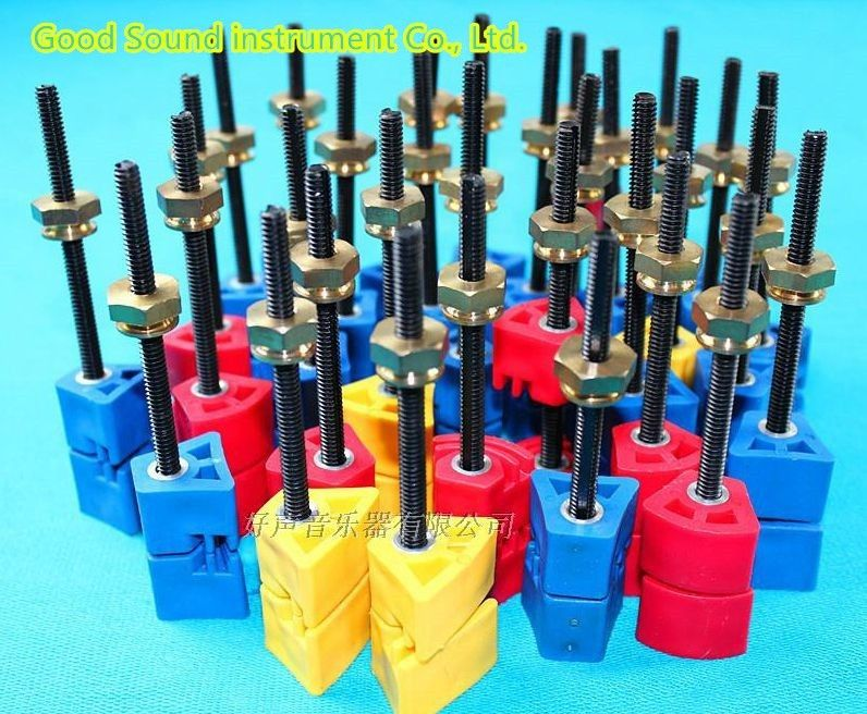 32  pcs violin clamps fix top and back, professional violin making tools