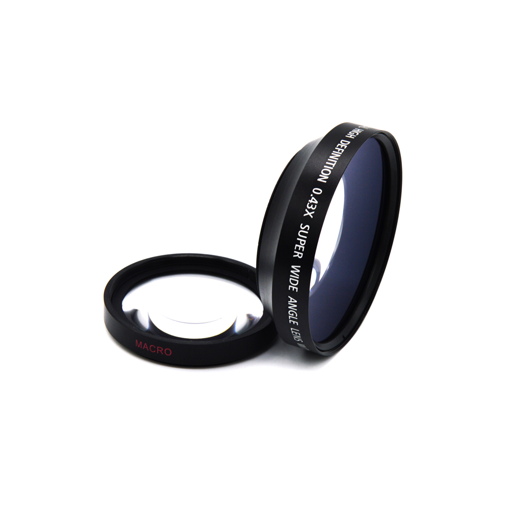 Buy Camera Lenses 62mm 043x Super High Resolution 3rd Brand For Nikon Lens Cap Modern Highest Quality Wide Deluxe Digital Multi Coated Optical Glass Built In Detachable Macro Extreme Close Up Shots