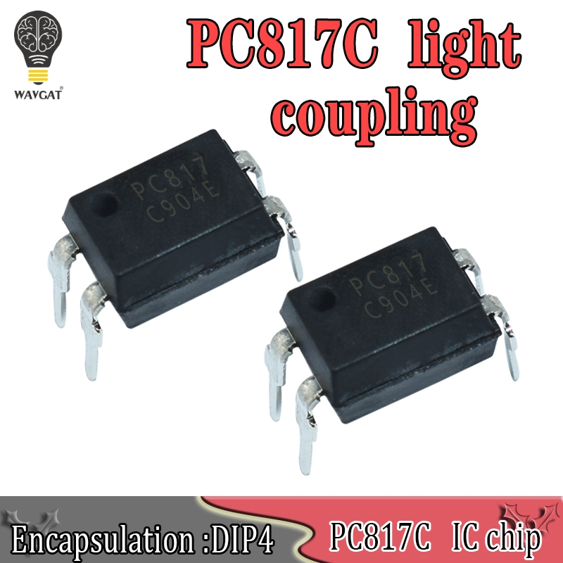 EL817 Optoisolator Chip IC SOP-4 Optocoupler EL817B PC817C PC817B