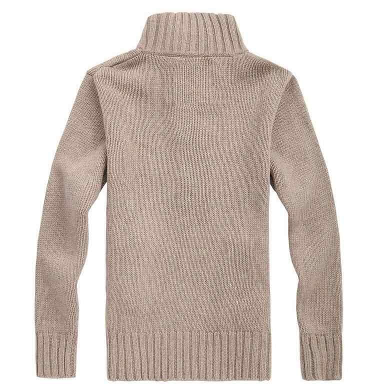 冬秋増粘セーター男性、外カジュアルニットカーディガンファッション高品質カーディガン上着暖かいコートオム