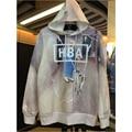 Alta calidad nuevo diseño de hip hop Pullover Mujeres de Los Hombres capucha en avión HBA Hoodies Otoño Invierno Polar Sudadera con capucha