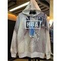 Alta qualidade novo design Das Mulheres Dos Homens de hip hop Pullover Inverno Outono Velo Camisola do hoodie Hoodies HBA capuz por via aérea