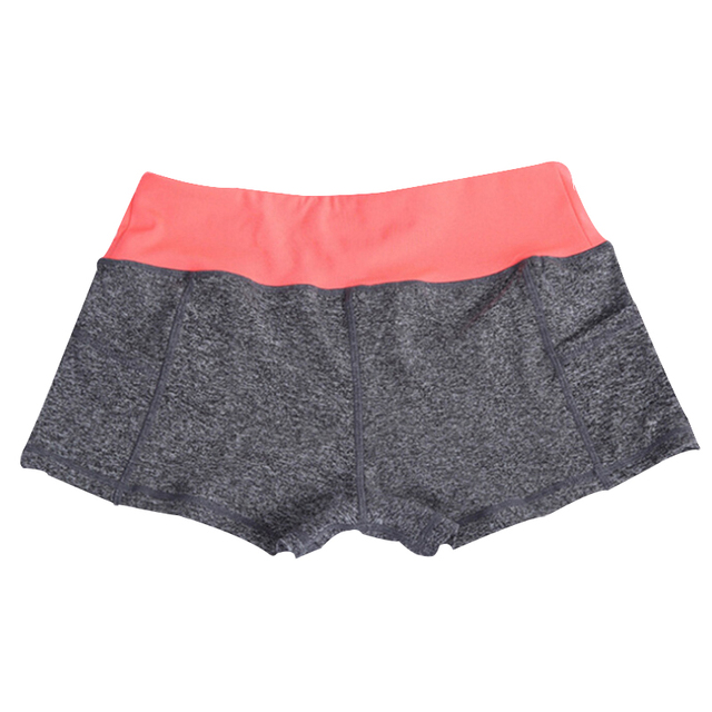 12 Colors Women's Shorts Summer Elastic Waist Sporting Shorts Casual Printed Quick Dry Shorts For Female Fitness Short Pants 4