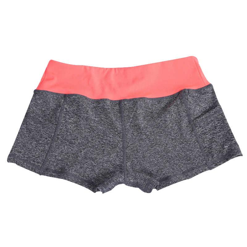 12 kolory Spodenki damskie Letnie Elastyczna Talia Sporting Szorty Casual Wydrukowano Szybkie Suche Szorty Dla Kobiet Fitness Krótkie Spodnie