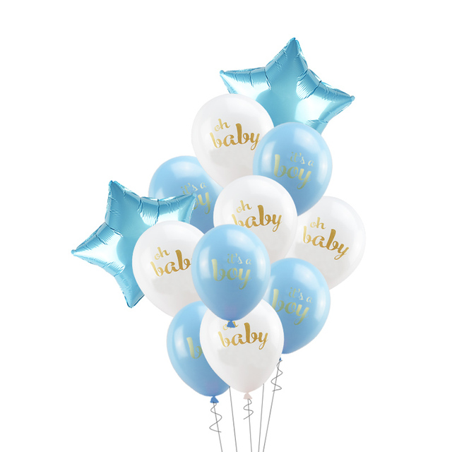 It's a Boy It's a Girl Baby Shower Decorations Set