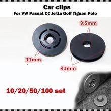 Криплений для машинных половиков ковер фиксирующий Зажим застежка для VW Golf Polo 9n Passat B7 для Audi a3 a4 a5 a6 a7 для Skoda Octavia Superb