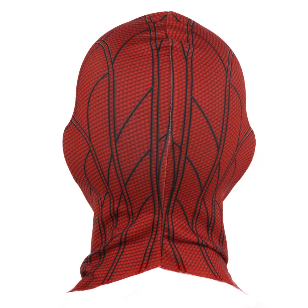Spider-Man Into the Spider-Verse Mask Cosplay Gwen Stacy Peter Parker Miles Morales Masks Superhero Spiderman Helmet Party Prop8