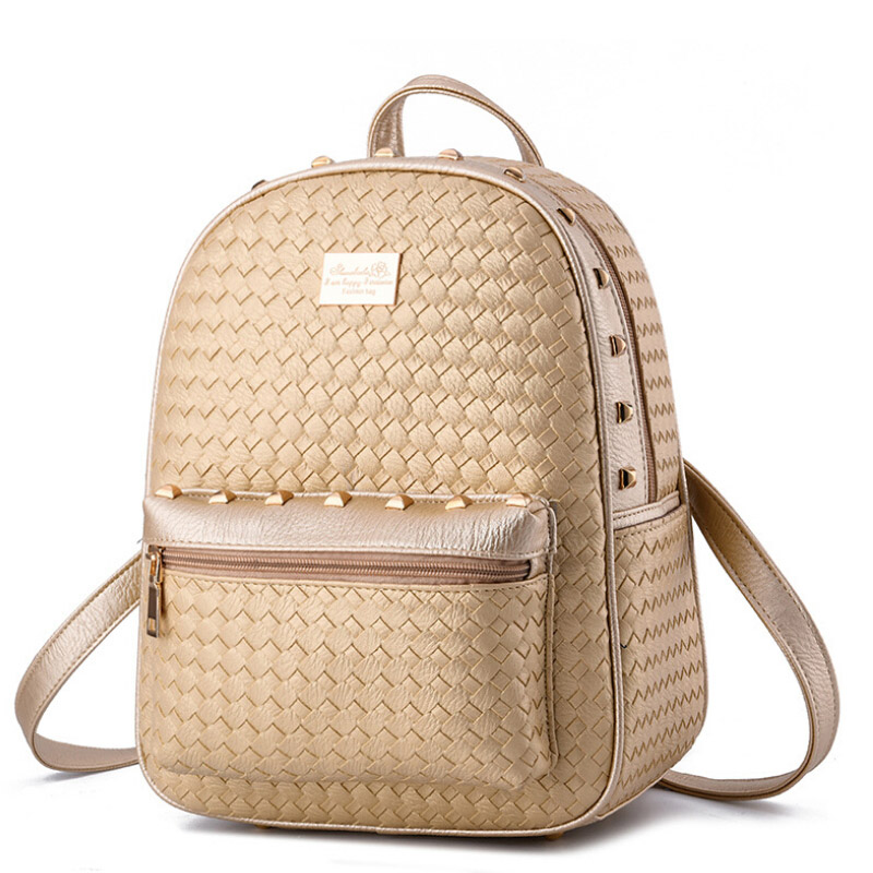 Women backpack 2016 new tide female backpacks top winter students a undertakes to han edition female