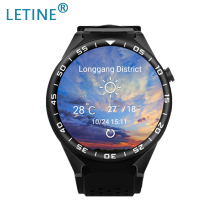 S99C Smart Watch Android 5.1 MTK6580 1GB / 16GB Heart Rate Monitor Pedometer Bluetooth 3G WiFi Camera GPS  Sport Smartwatch zgpax s83 bluetooth smartwatch android 5 1 smart watch phone with gps wifi wcdm 5 0mp camera sleep monitor