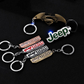Car-styling Newest 1941 75 Year Anniversary Willy  Emblems Key Ring Key Chain for Jeep Renegade Wrangler