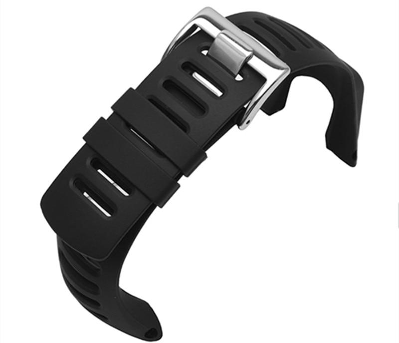 купить High-grade rubber strap substitute for SUUNTO Extension wild AMBIT Series 1 | 2 | 3 generation Generic по цене 856.09 рублей